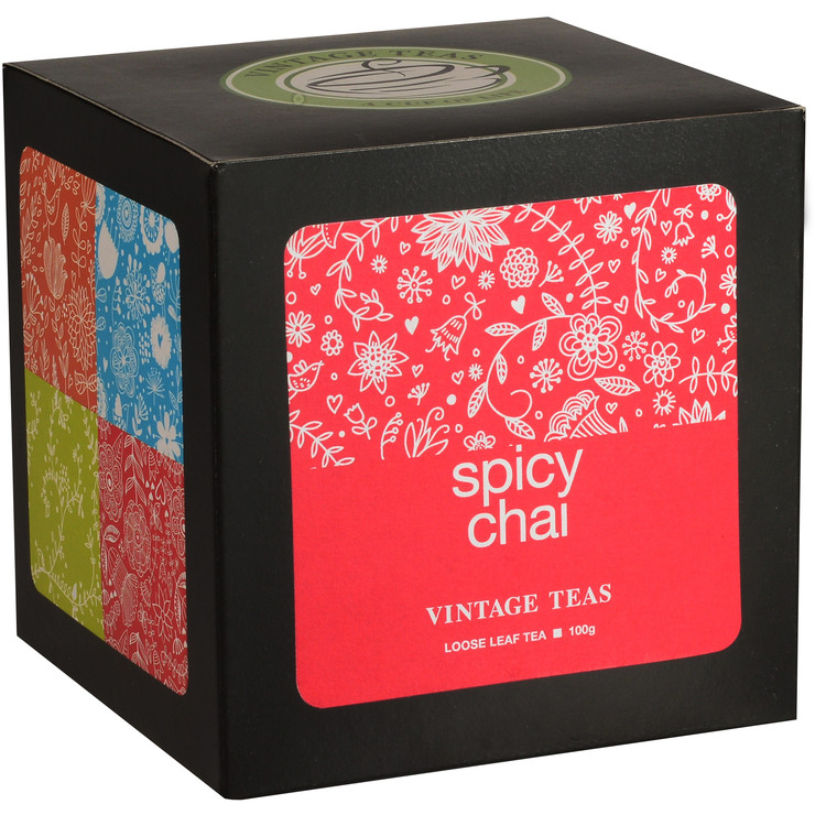 Spicy Chai Tea 100g