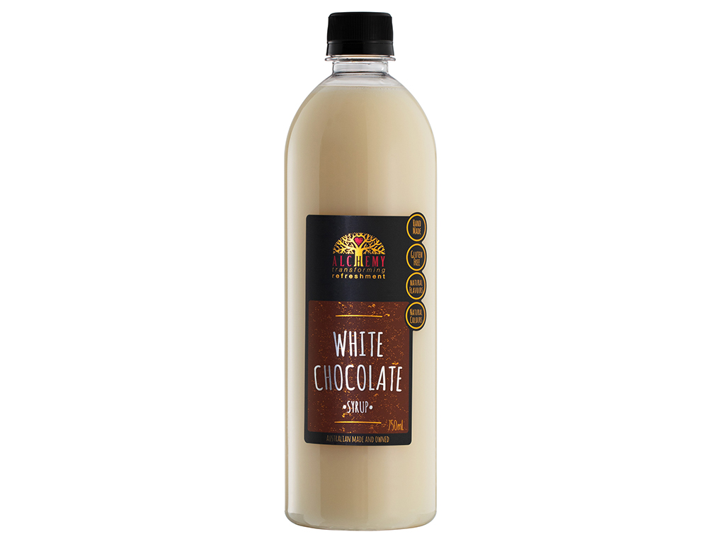 White Choc 750ml